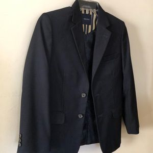 Nautica boys navy blazer size 12 regular